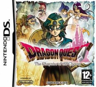 Rom Dragon Quest The Chapters of the Chosen NDS