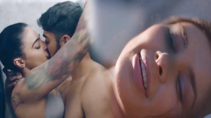 Bani J, Lisa Ray sexy scene - Four More Shots Please (2019) HD 720p