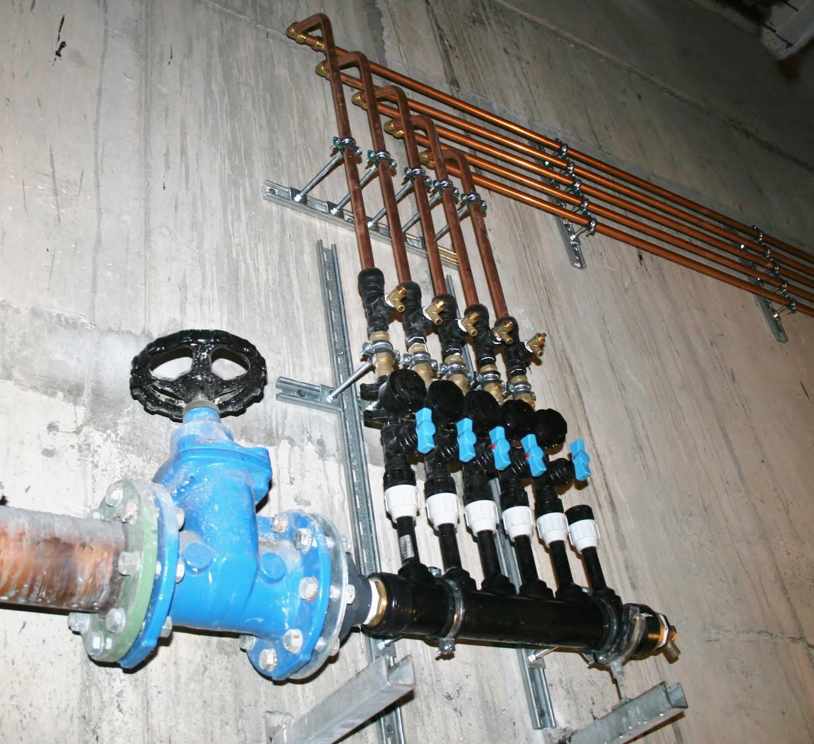 Plannet plumbing services ltd commercial building water