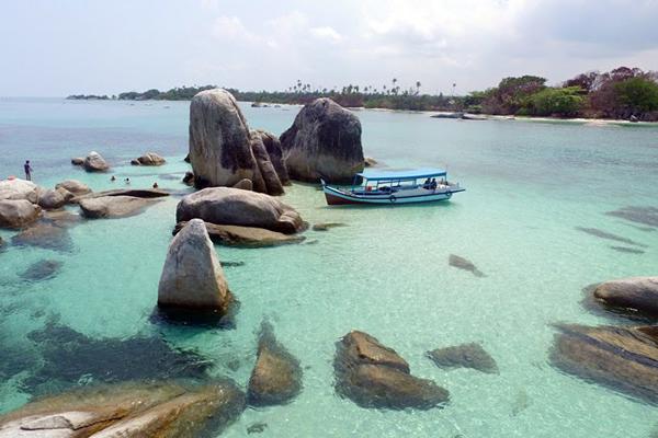 Image result for Tanjung Kelayang sumatra