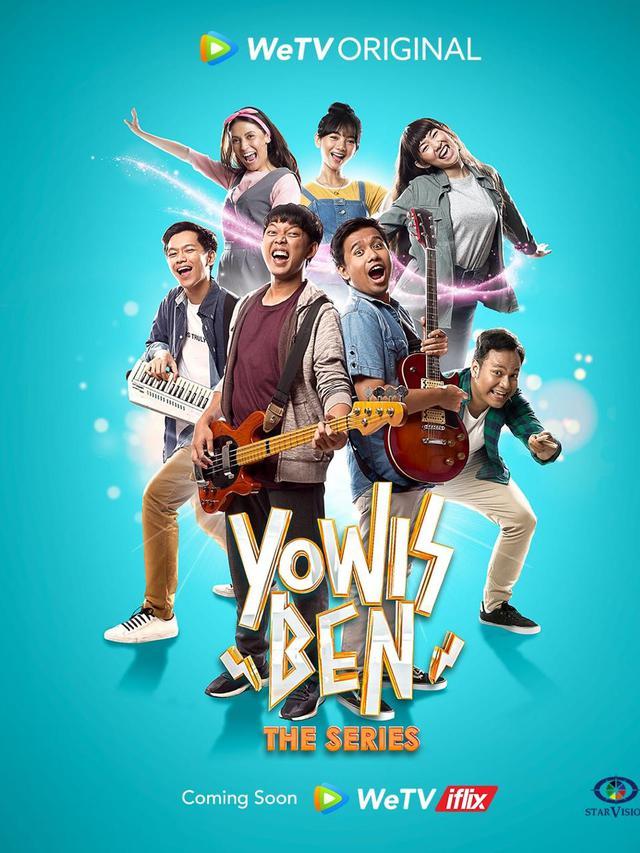Poster Yo Wis Ben Series