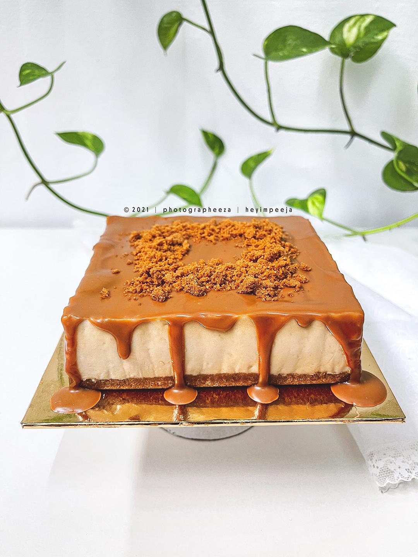 Mini Lotus Biscoff Chill Cheesecake
