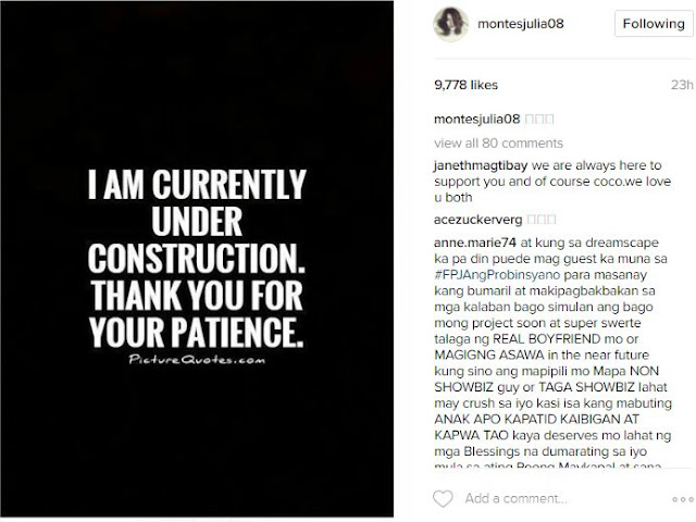Julia Montes Hospitalized! Is She In a Bad Condition? Find Out Here!