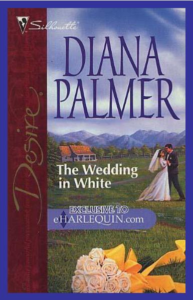 La Boda en Blanco – Diana Palmer