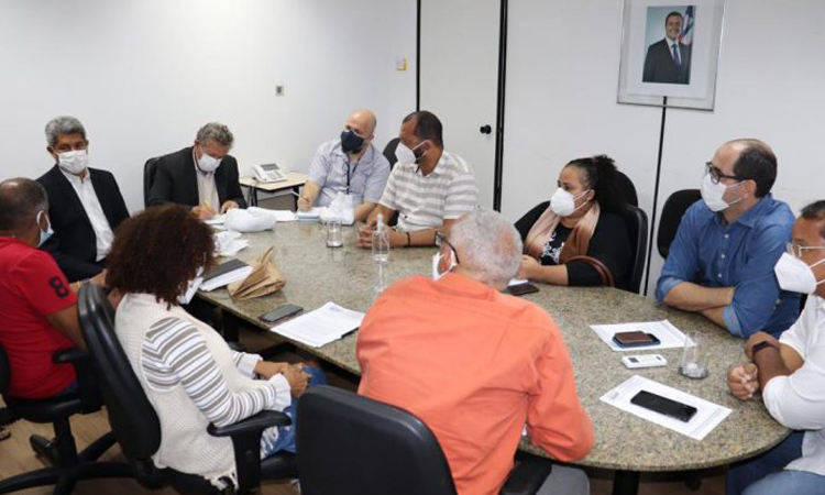 Governo da Bahia promove nova reunião com a APLB sobre as aulas semipresenciais na rede estadual de ensino