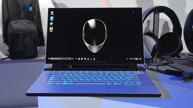 Alienware m15 (R2) Review: Hands-On