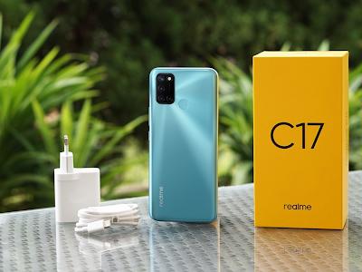 Yuk, Ketahui Keunggulan Desain, Fitur, Kamera, dan Performa Realme C17