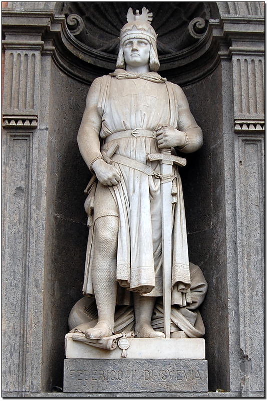 Il Regno: The Eighth Wonder of the World: Frederick II Hohenstaufen King of  Sicily; Holy Roman Emperor