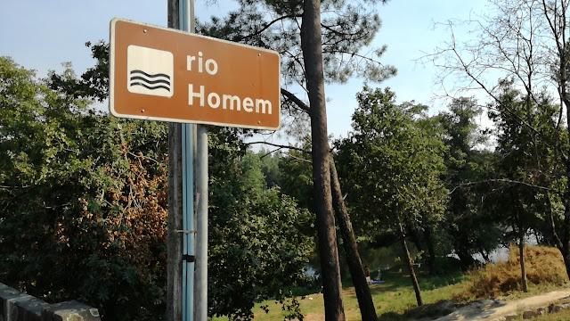 Placa Rio Homem