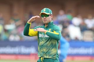 AB de Villiers announced his retirement