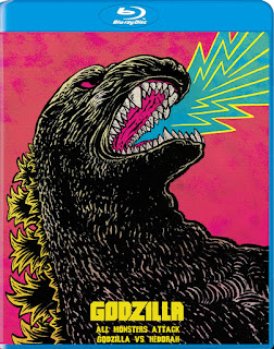 Godzilla: Todos los Monstruos Atacan & Godzilla vs. Hedorah [BD25] *Subtitulada