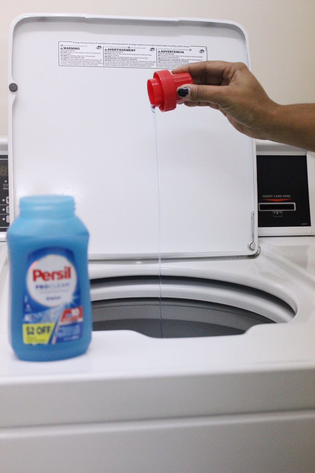 Tips On How To Keep Up With Your Laundry, Persil, Persil Target,  Persil pro clean, persil detergent, laundry piles, washing machine, laundry room, laundry basket