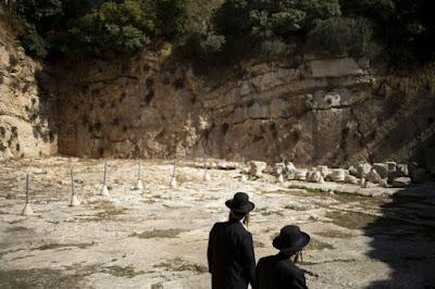 Tumba dos Reis é aberta pela 1ª vez em Israel