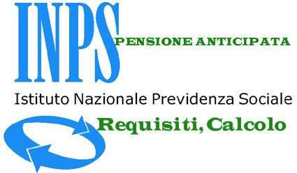 Pensione anticipata Inps uomini e donne, calcolo, requisiti e novità