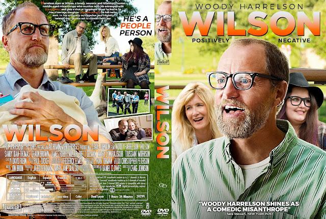 Wilson DVD Cover
