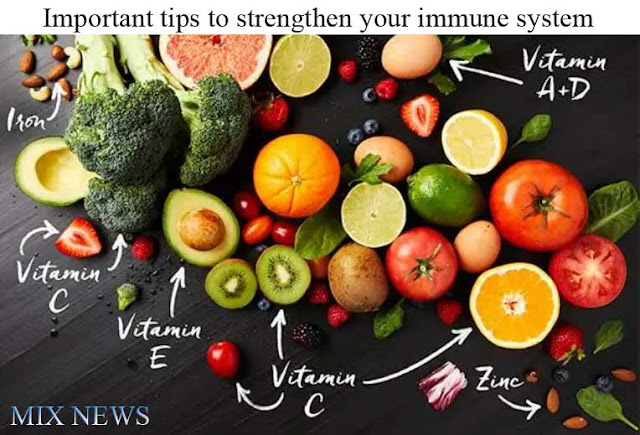 Important tips to strengthen your immune system