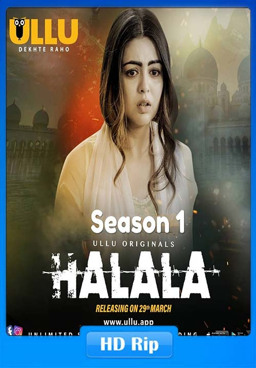 [18+] Halala 2019 Hindi 720p HDRip x264 | 480p 300MB | 100MB HEVC