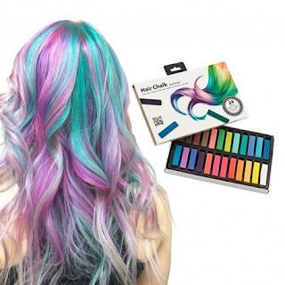 colorier ses cheveux