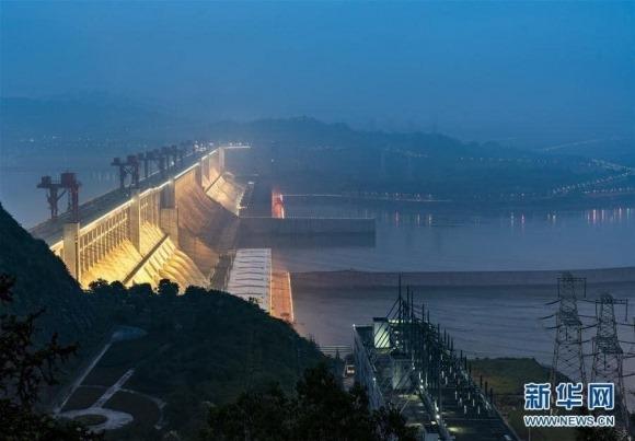 """Trung Quốc gặp """"đại hồng thủy"""" sau khi Đập Tam Hiệp xả lũ: 321.000 người buộc phải di tản"""