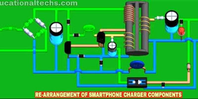 Smartphone Charger Components, Construction And How It Works?