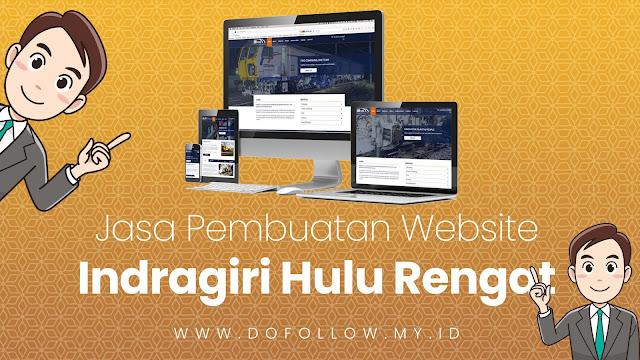 Jasa Pembuatan Website Indragiri Hulu Rengat