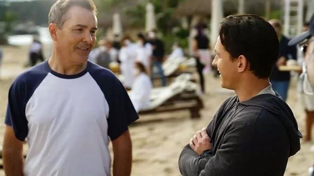 Primeras imágenes de Tom Holland como Nathan Drake en la película de Uncharted