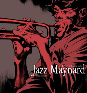 Jazz Maynard, de Raule y Roger Ibáñez