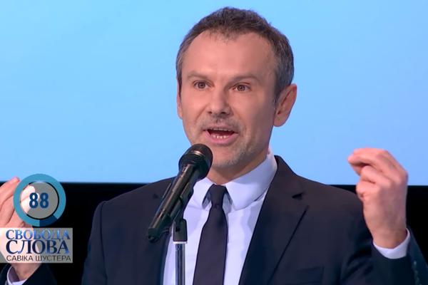 Вакарчук назвав єдиного друга Зеленського на переговорах у Парижі