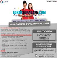 Lowongan Kerja Surabaya di PT. Smartfren Telecom Tbk Juni 2020
