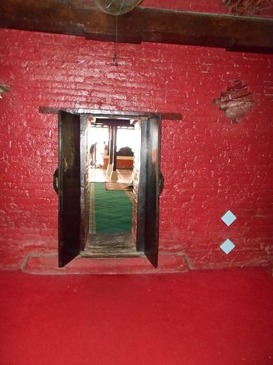 pintu Masjid Kasepuhan Cirebon