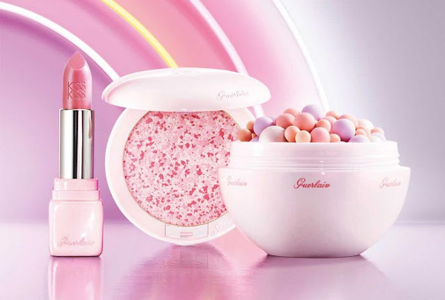 Guerlain Happy Glow Spring 2017 Makeup Collection
