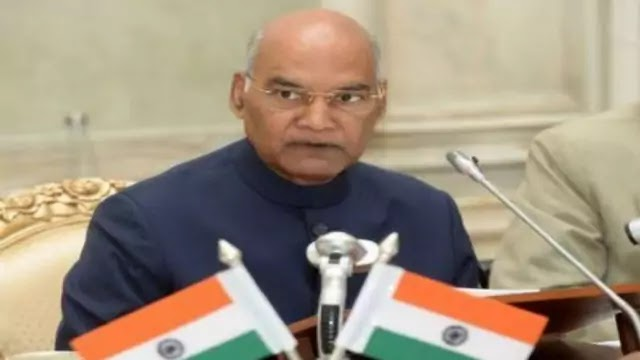 President Ram Nath Kovind visit Jammu & Kashmir and Ladakh from July 25 to 28 | Daily Current Affairs Dose