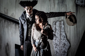 Rossini: La cenerentola - Adam Maxey, Sian Griffiths - British Youth Opera (Photo Robert Workman)