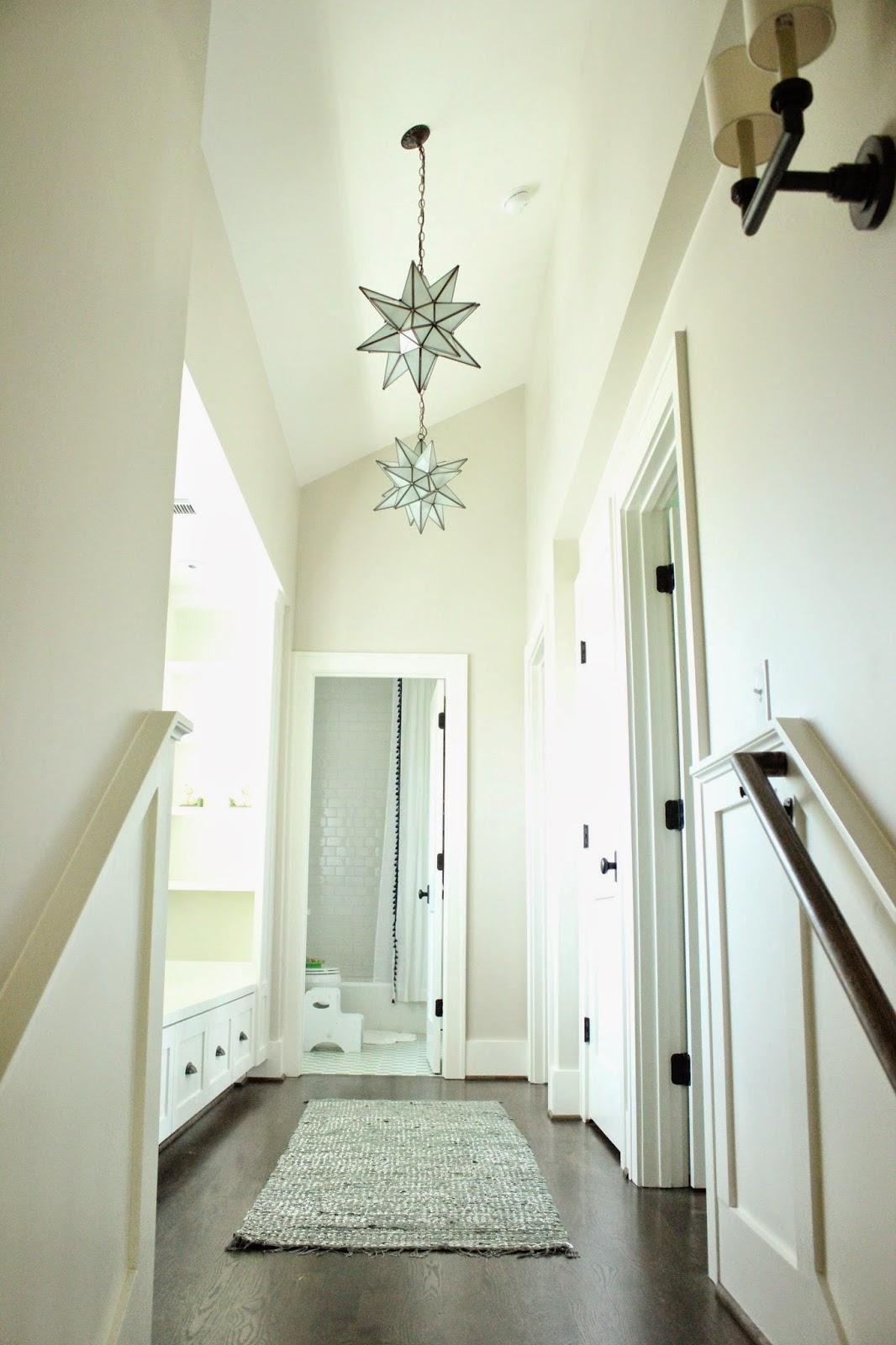 Hanging Star Pendant Light