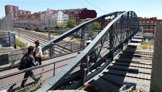 "El ""Pont d'en Jordà"", un patrimonio singular de L'Hospitalet"