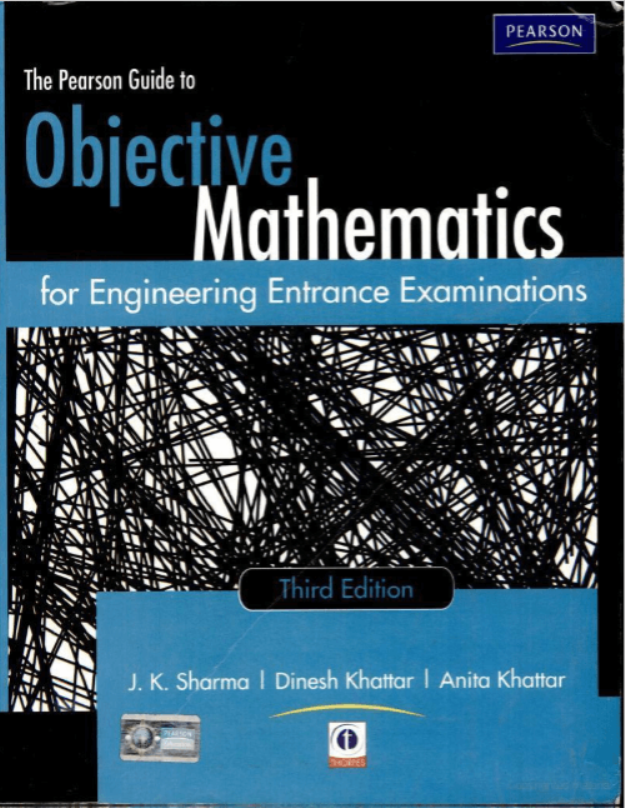 Pearson-Objective-Mathematics-For-Engineering-Entrance-Examinations-PDF-Book