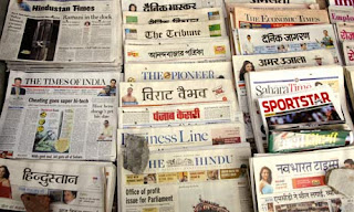 India press freedom index 2020