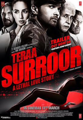Teraa Surroor 11-mars 2016 (Today) Watch full hindi movie online