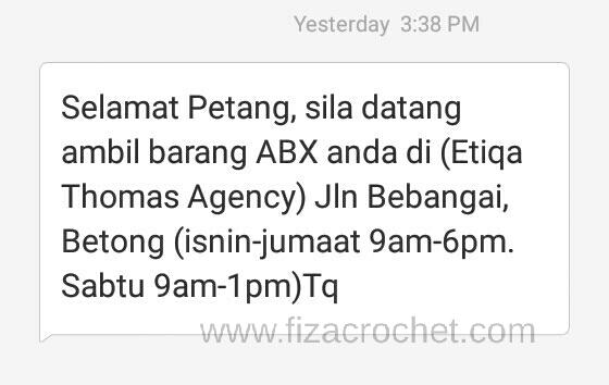 Agent abx terbaru di Betong 2019