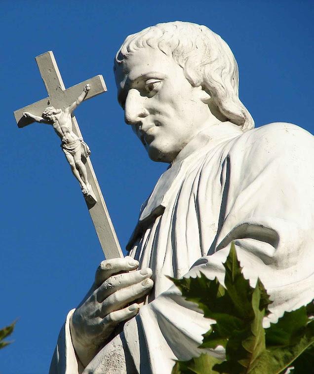 São Luís Grignion de Montfort aplicou a 'troca de vontades' de Soeur Marie e pregou a escravidão a Jesus pelas mãos de Nossa Senhora