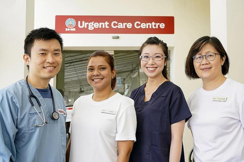 Staff at Alexandra Hospital explain urgent need to adapt amid Covid-19, posted on Monday, 30 March 2020