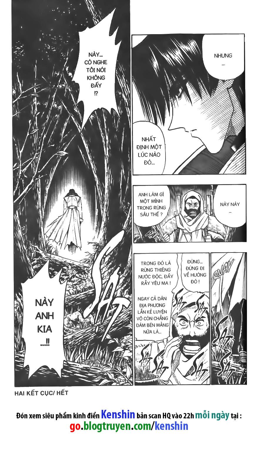 Rurouni Kenshin chap 30 trang 20
