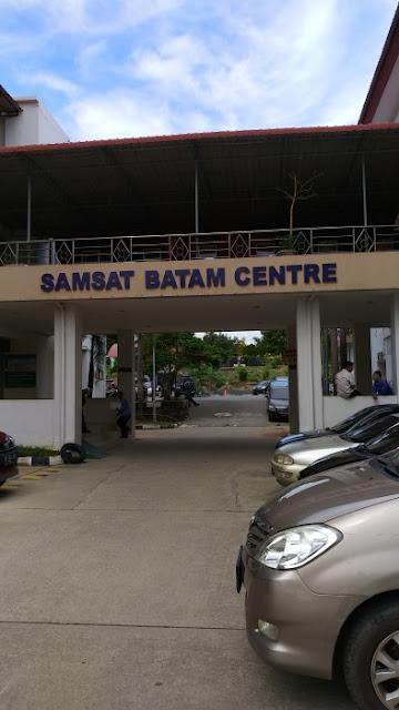 Samsat Batam Centre