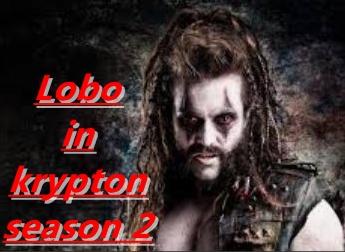 Lobo in Krypton