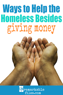 I always want to do something to help when a panhandler asks me for money, but I'm not comfortable with handing out money. These are great tips for helping the homeless that don't involve giving cash. I'm definitely trying this next time a person on the street asks for money! #homeless #outreach #help #panhandler #beggar