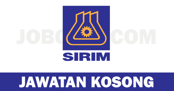 SIRIM VACANCIES