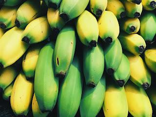 buah, pisang, paket, kiriman, kokain