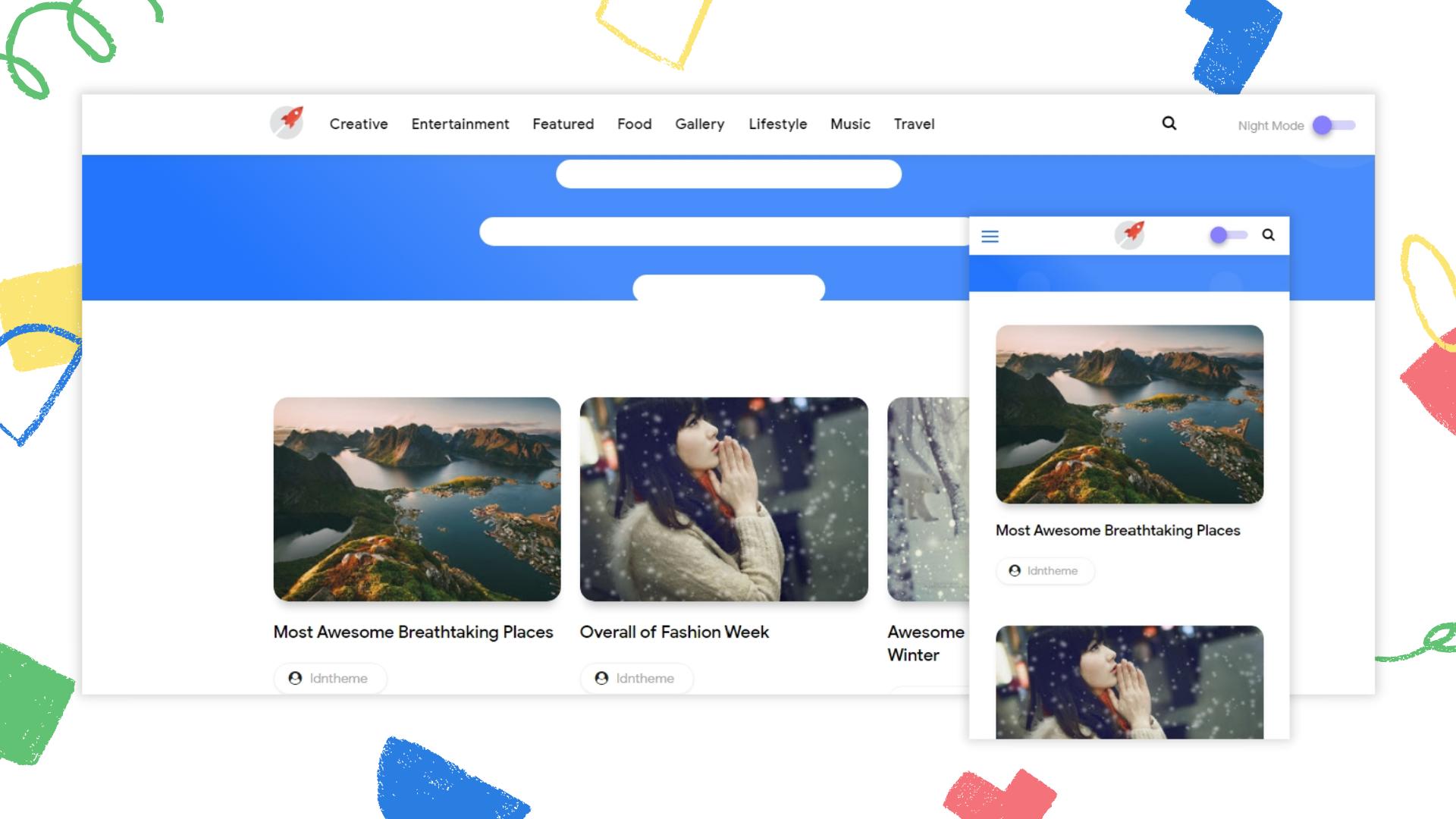 lunar-premium-version-blogger-template
