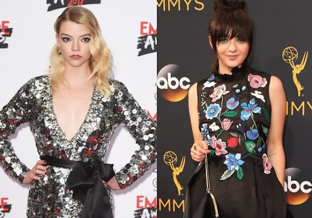 'X-Men' Spin-Off 'New Mutants' Casts Anya Taylor-Joy and Maisie Williams