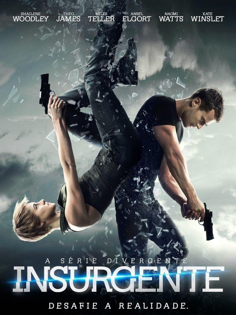 A Série Divergente – Insurgente Dublado